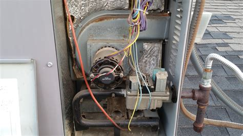 carrier heater blowing cold air