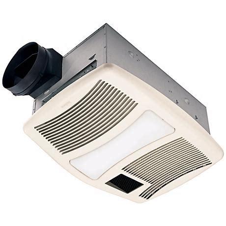 nutone  cfm heater  cfl light bath exhaust fan
