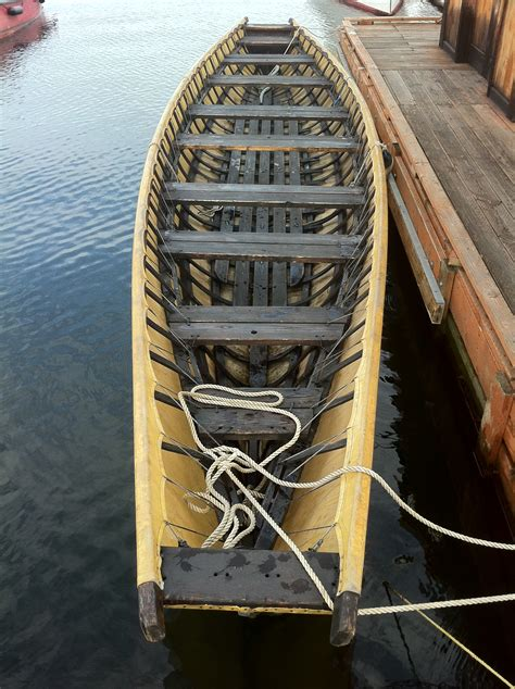Umiak Boat by Howb 005 Skin Boat Expert Corey Freedman