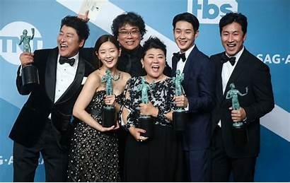Parasite Cast Korea South Oscar Korean Film