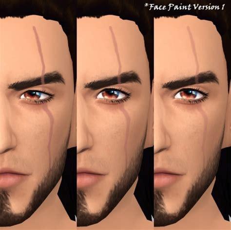 Simsworkshop Battle Scars By Deathbywesker Sims 4 Downloads