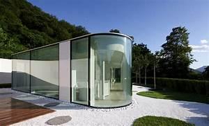 glas pavillon im tessin stilpalast With französischer balkon mit pavillon glas garten