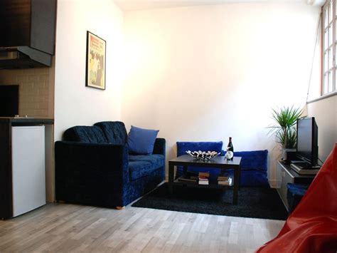 cailles sur canapé grand studio 36m2 13ème tolbiac butte aux cailles