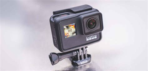 review gopro hero black action camera