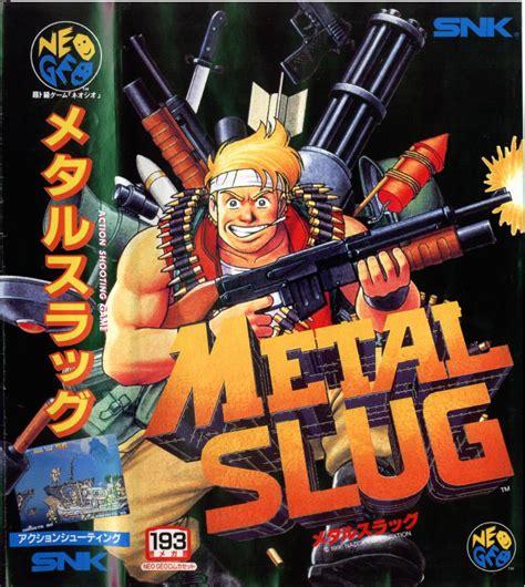 Metal Slug: Super Vehicle - 001 (Game) - Giant Bomb