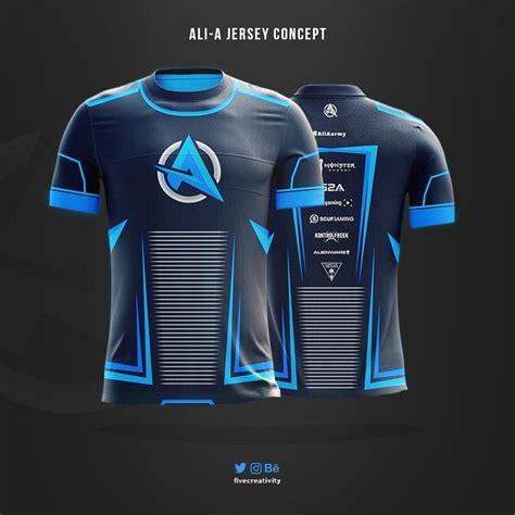 ali  esports jersey design   designs  twine