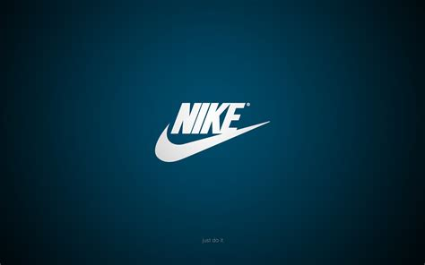 nike logo  global brand advertising wallpaper
