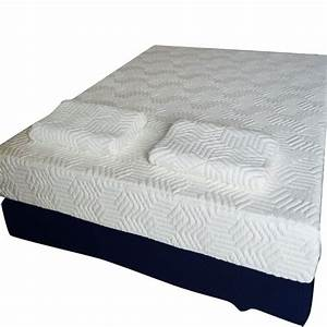 12quotthree layer queen size cool medium firm memory foam With best medium firm pillow