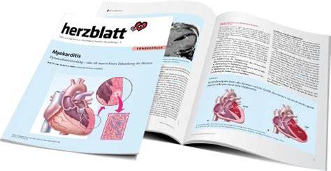 Betroffene müssen für mehrere wochen strikte bettruhe halten, um den herzmuskel und das gesamte. Herzmuskelentzündung (Myokarditis) wird bei Kindern häufig übersehen, Deutsche Herzstiftung e.V ...