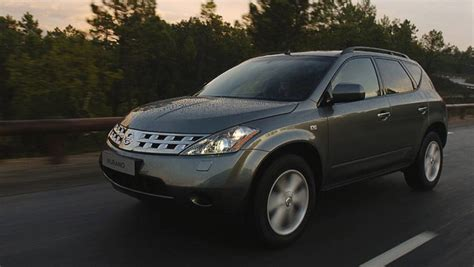2005 Nissan Murano Reviews by Nissan Murano Ti 2005 Review Carsguide