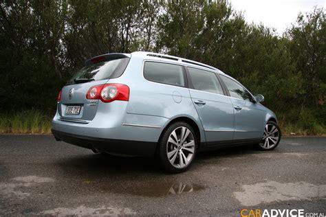 2008 Volkswagen Passat V6 4motion Review