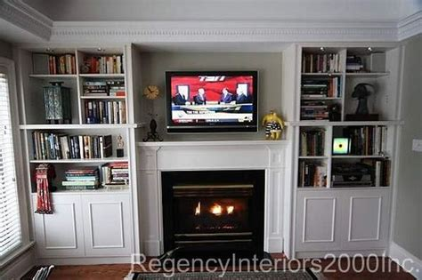 Fireplace With Bookcase Surround by Built In Bookcase With Fireplace Recent Photos The
