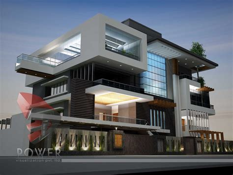 architectural house ultra modern architecture