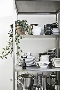 Meuble Rangement Scandinave : design scandinave tendance d 39 un appartement helsinki ~ Teatrodelosmanantiales.com Idées de Décoration