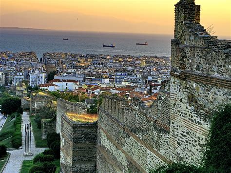 Thessaloniki - 100 Resilient Cities