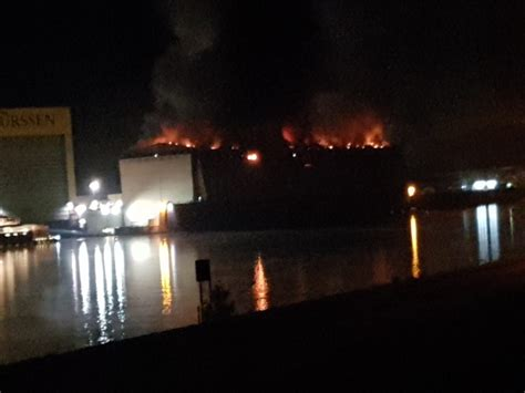 fire breaks   luerssen shipyard