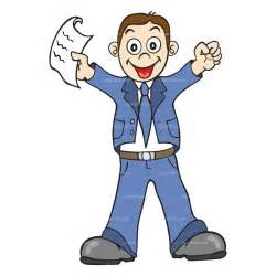 Happy Employees Clip Art