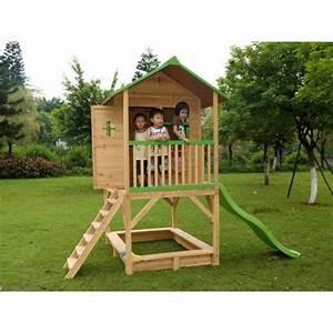 Cabane Enfant Occasion : maison enfant jardin pour le bonheur de vos enfants ~ Teatrodelosmanantiales.com Idées de Décoration