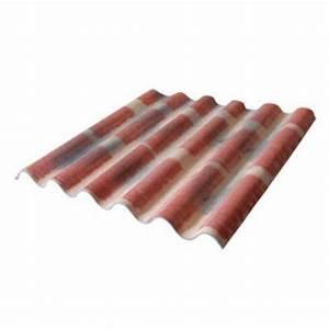 Plaque Ondulée Pour Toiture : plaque ondul e pour toiture plaque ondul e bitum e noir x ~ Premium-room.com Idées de Décoration
