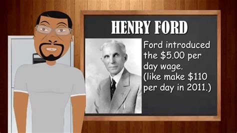 henry ford biography  children famous inventors