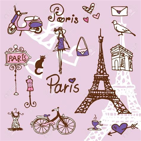 Gambar Wallpaper Paris Cartoon Gambar Wallpaper