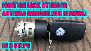 How To Remove Ignition Lock Cylinder