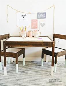 Kinderstuhl Und Tisch Ikea : die besten 25 kindertisch mit st hlen ideen auf pinterest ~ Michelbontemps.com Haus und Dekorationen