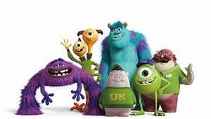 Disney Screens Monsters University Sequel Short Party ...