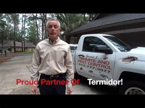 termidor treatments  savannah savannah termite  pest