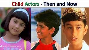 Bollywood Child Actors Then & Now » Sridevi Kapoor