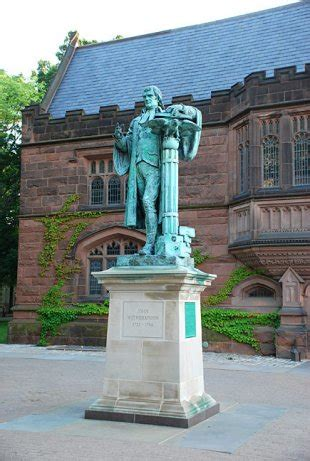 john witherspoon statue  chancellor green