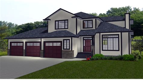three home plans split 3 car garage house plans hd cars wallpapers