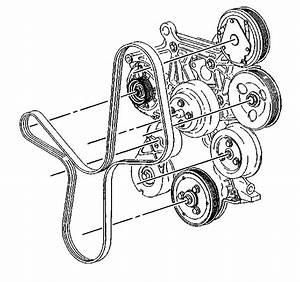 Belt Routing Diagram
