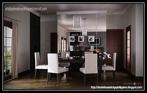 philippine dream house design living dining room With interior house design ph