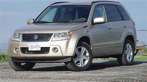 Review Suzuki Grand Vitara by Used Suzuki Grand Vitara Review 2006 2012