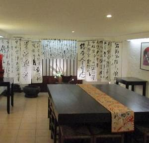 salle manger japonaise chambre style japonais conception With salle a manger japon