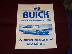Buick Wiring Diagram Manual Skylark Special New
