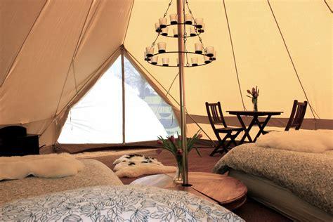 Bell Tent Chandelier by Tea Light Chandelier Karma Canvas