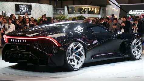Bugatti Voiture Noire: £13m hyper-coupe is world's most ...