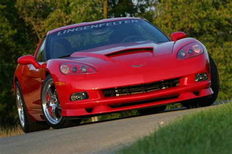 lingenfelter corvette  top speed