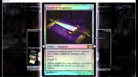 magic the gathering exalted deck 2013 mtg exalted darkness deck review
