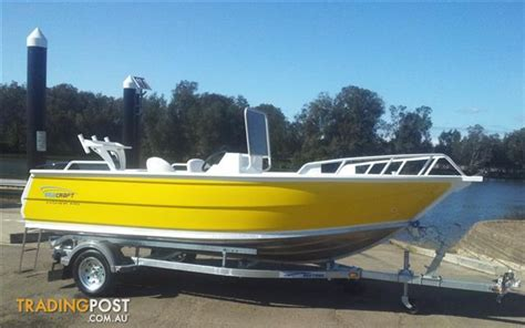 Centre Console Boats Nsw by Seacraft Centre Console Runabout Fisher 490 Hull Only For