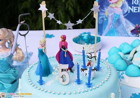 cet anniversaire reine des neiges qu attendait tant 5 ans de louise