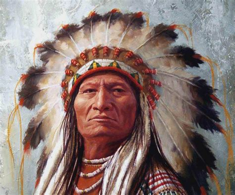 Indian Chief Picture by Quotes American Chief Quotesgram
