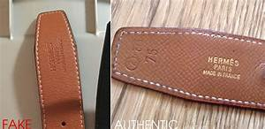 How to Authenticate Hermes Constance H Belts | Lollipuff