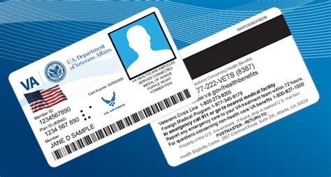 Use your my social security account to request a replacement social security card online. Veteran Health Identification Card - Wikipedia