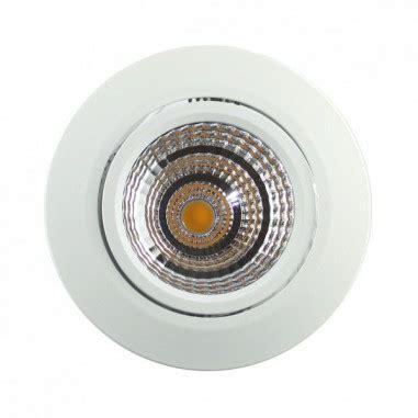 Spot Led Interieur Spot Led 8w Orientable Et Encastrable by Spot Led Blanc Encastrable 8w 230v