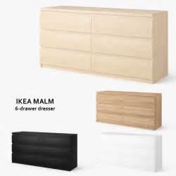 ikea 6 drawer dresser bukit