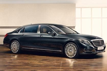 Mercedes-benz Maybach S-class Price In India, News