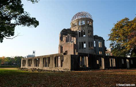 Genbaku Dome - The Remains of the Atomic Bombing of Hiroshima
